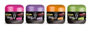Odorizador V8 gel tutti frutti