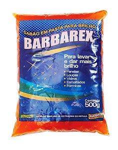 Pasta Brilho Barbarex 500g