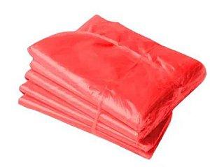Pacote Saco lixo vermelho 20L 100un