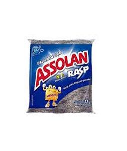 Palha de Aco Assolan RASP Nr 1