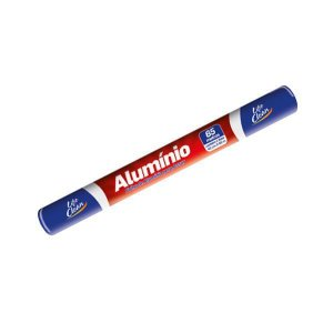 Papel aluminio 0,45x65m Life clean