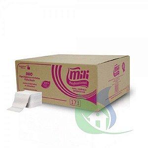 Papel higienico cai cai soft duo Mili 100% 10x20 8000f