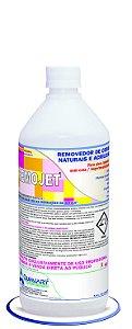 Remojet removedor de cerais naturais/acrilica Quimiart 1L