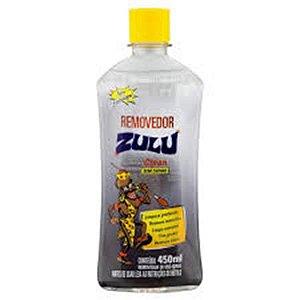 Removedor Clean Zulu sem cheiro 450ml