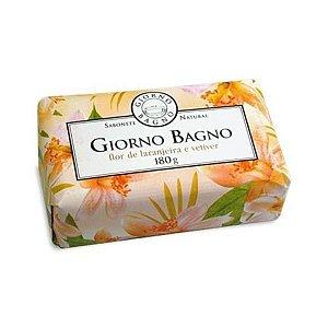 Sabonete barra Giorno bagno flor de laranjeira 180g