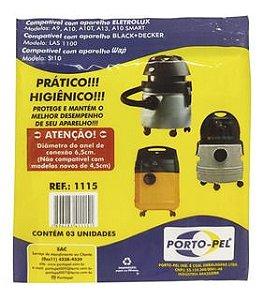 Saco aspirador agua e po wap bosch electrolux smart a 9 / a10 / a13 - 3 und (REF.1115)