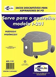 Saco aspirador karcher T 201 - 3 und (REF.1191)