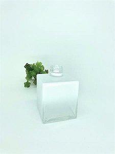 Vidro cube 250ml branco degrade (s/ válvula)