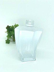 Vidro elegance 200ml branco degrade (s/ válvula)