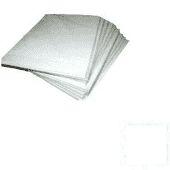 Toalha Americana Fundo De Bandeja Papel Branco 500fls Dadu