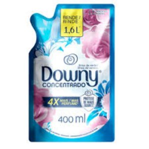 AMACIANTE DOWNY CONCENT POUCH 400ml B VERAO