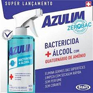 DESINFETANTE AZULIM ZEROBAC CRISTAL 500ML SPRAY