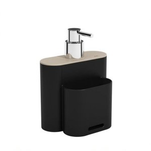 DISPENSER PRETO FLAT 500 ML COZA