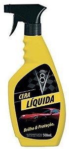 Cera liquida V8 500ml (sem gatilho)