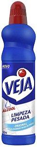 Limpador veja limpeza pesada original com alcool 500ml