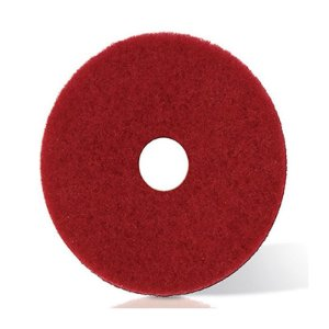 Disco limp. vermelho p/encerad 410mm NOBRE