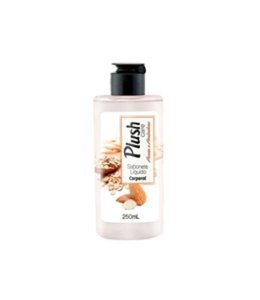 SABONETE LIQUIDO AVEIA E AMENDOAS PLUSH CARE 500ML