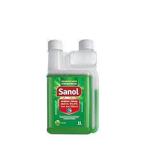 Sanol desinfetante super concentrado 1L