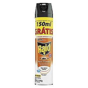 Inseticida Raid Multi-insetos Spray Base L+P-