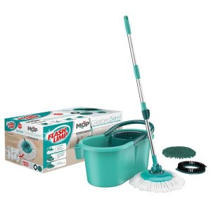 Mop giratorio FIT 3 em 1 Flashlimp