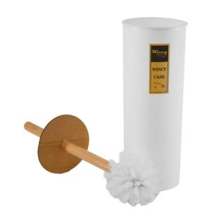 Escova Sanitaria com Suporte de Plastico Wincy