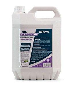 Desinfetante p/uso geral 5L (concentrado 1:40) Primavera UP DESINFECT UPPRO - NOBRE