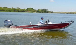 Barco Levefort Apolus Fish Freestyle Standard S - Versão 600