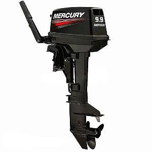 Motor de popa Mercury  9.9 HP 2T