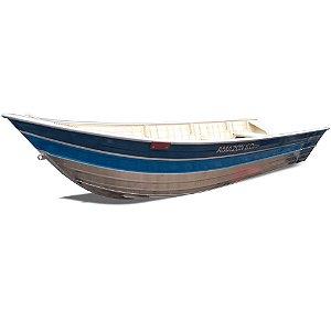 Barco Uai Amazon 145 s/ refluxo