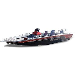 Barco Uai Kuruma 19