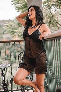 Camisola Mariana - Preta