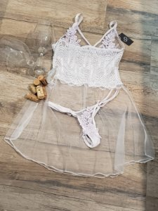 Camisola Secret - Branco