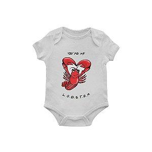 Body Bebê You are my lobster