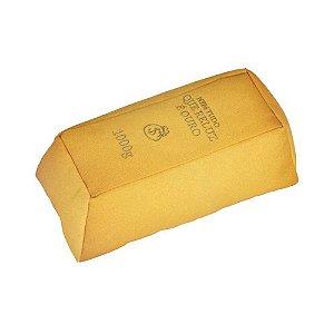 Peso de Porta Barra de Ouro
