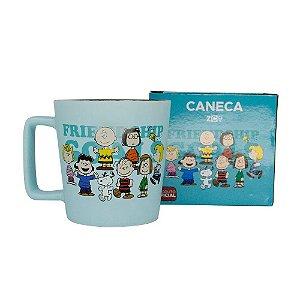 Caneca Buck 400ML Friendship Goals Snoopy