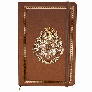 Caderno de Anotações Harry Potter Hogwarts 21x14