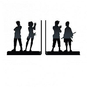 Aparador de Livros Personagens Anime