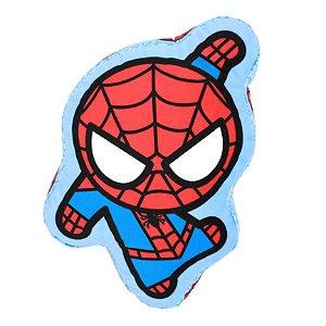 Almofada Formato Fibra Spider Man