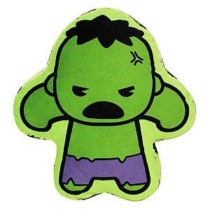 almofada Formato Hulk