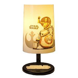 Abajur Star Wars Pop Droids