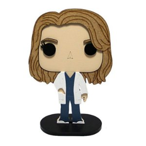 Boneco Decorativo Meredith Grey