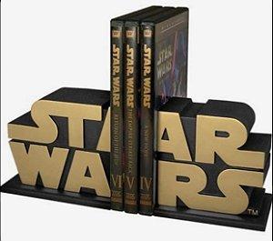 Aparador de Livros Star Wars Logo