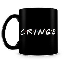 Caneca Cringe Black