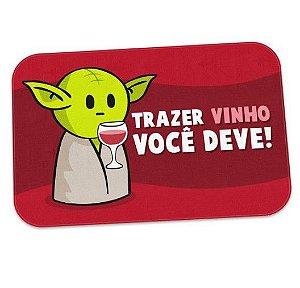 Tapete Decorativo DrPepper Mestre MiniOda Vinho