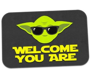 Tapete Decoratio Welcome You Are ET Alien