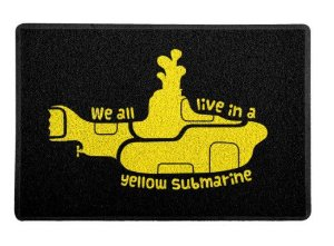 Capacho Submarino Preto