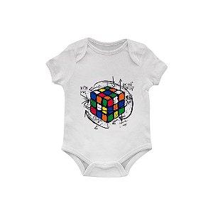 Body Bebê Cubo Mágico