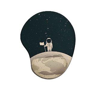 Mouse pad Ergonômico Astronauta Cute