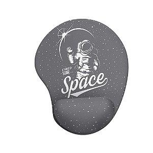 Mouse pad Ergonômico I Need Some Space