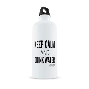 Squeeze Keep Calm And Drink Water